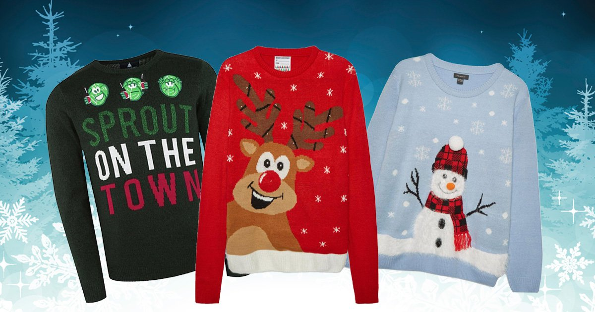 Which shops sell Christmas jumpers? The best options at Primark, Asda, Next and more