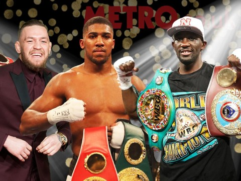 Metro.co.uk Boxing Awards 2017: Anthony Joshua, Terence Crawford and Vasyl Lomachenko all honoured
