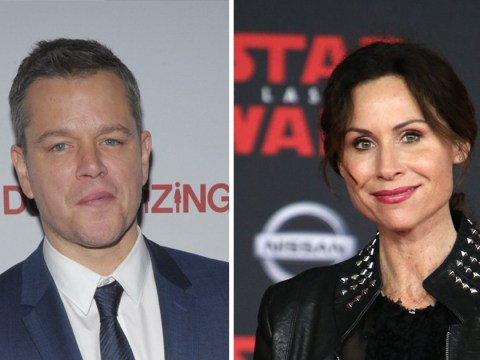 Minnie Driver hits out at Good Will Hunting co-star Matt Damon for his comments on sexual misconduct