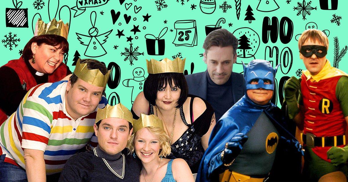 The great big Christmas TV quiz