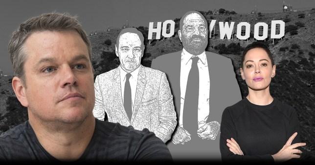 Matt Damon opinion piece?