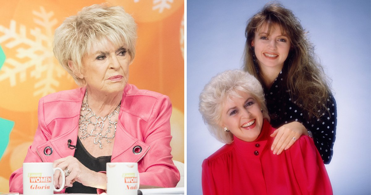 Gloria Hunniford on how she fought against 'well of negativity' after daughter Caron's death
