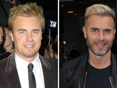 Gary Barlow is launching a New Year fitness boot camp and he's going to film his progress