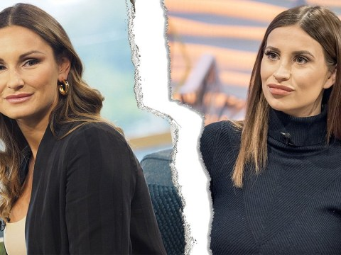 Ferne McCann is 'devastated' by reports that Sam Faiers is in a 'war of words' with her over her refusal to dump ex Arthur Collins