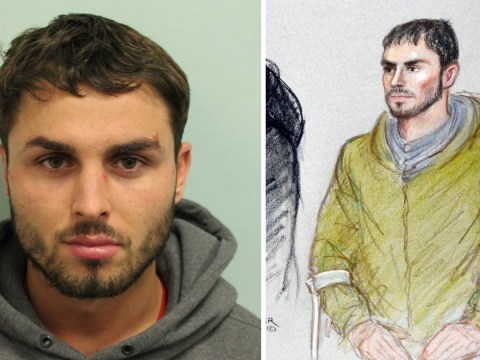 Arthur Collins admits hiding mobile phone inside his crutch while in prison