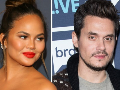 Chrissy Teigen hilariously trolls John Mayer with snap of her face superimposed onto Nicki Minaj's body