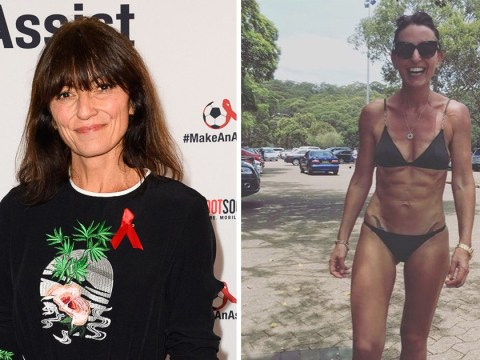 Davina Mccall reflects on changing body image and exercise after 'lonely' Christmas day message