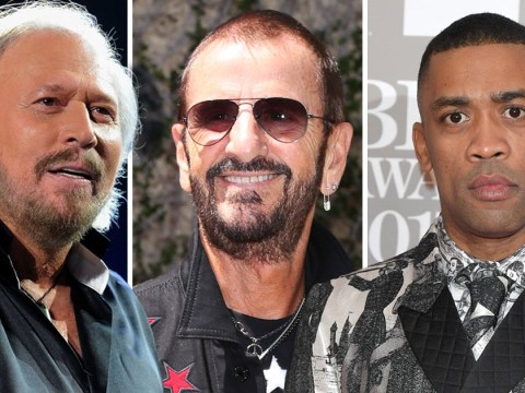 Ringo Starr, Barry Gibb and Wiley recognised by the Queen on New Year Honours list