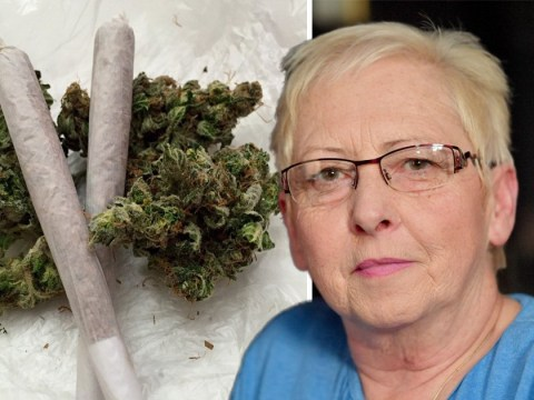 Grandma who says cannabis is the best painkiller even has it sprinkled on cheese on toast