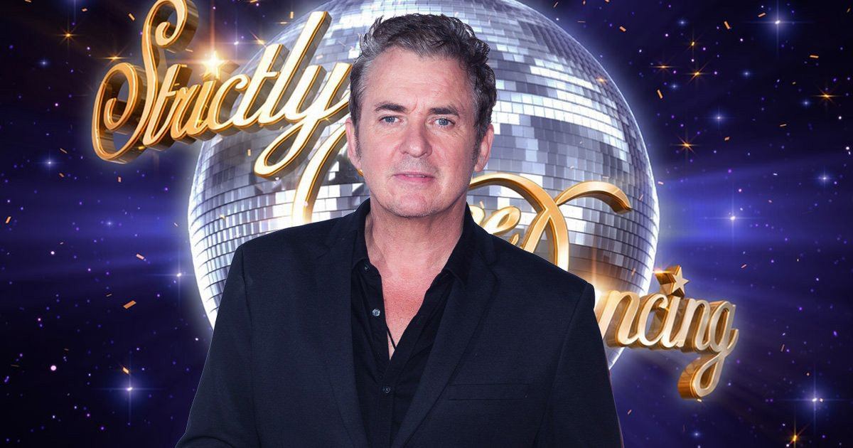 Shane Richie 'would love' to host Strictly – if Tess Daly and Claudia Winkleman get fed up