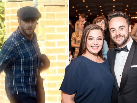 Ant McPartlin returns to rented home amid claims he 'wants a divorce from wife Lisa Armstrong'