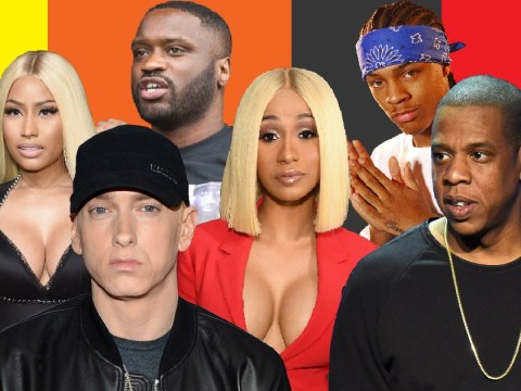 From Jay-Z's infidelity confession to Cardi B's mere existence: Eight epic moments the rap world gave us in 2017