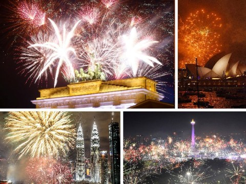 New Year's 2018: Berlin joins the party in spectacular fashion
