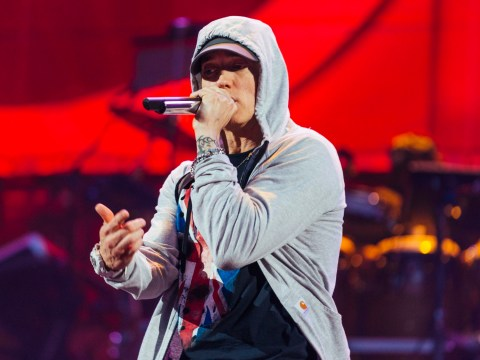 Eminem is everyone's favourite music to sweat to as rapper tops workout playlists