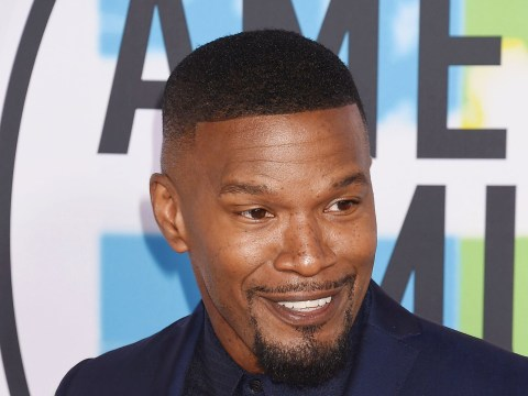 Jamie Foxx jokes he's having 'no white girls' until end of Black History Month amid Katie Holmes romance rumours