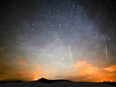 What time is the meteor shower? When and where to watch the Geminids