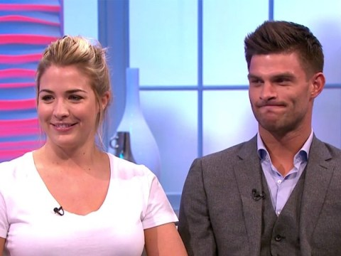 'I keep telling myself it's the dancing muscles!': Strictly's Gemma Atkinson says she's gained a stone