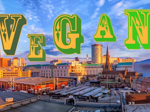 The 8 best vegan restaurants in Birmingham