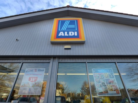 Aldi is giving away leftover food to anyone in need on Christmas Eve