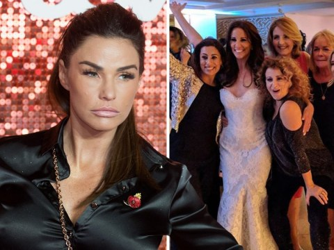Katie Price was 'not invited' to Andrea McLean's wedding even though the other Loose Women were