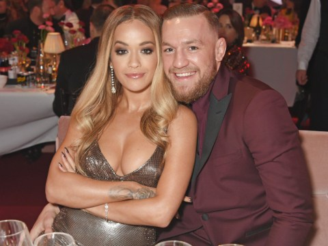 Conor McGregor gives shout out to Rita Ora at nightclub after 'date night' drama