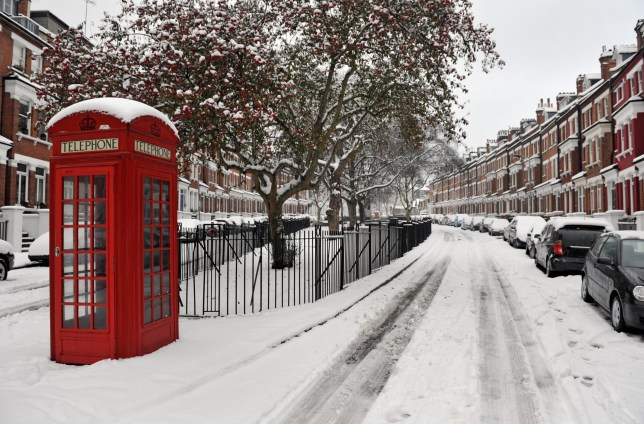 England Christmas Snow.You Might Be Disappointed By The Actual Definition Of A