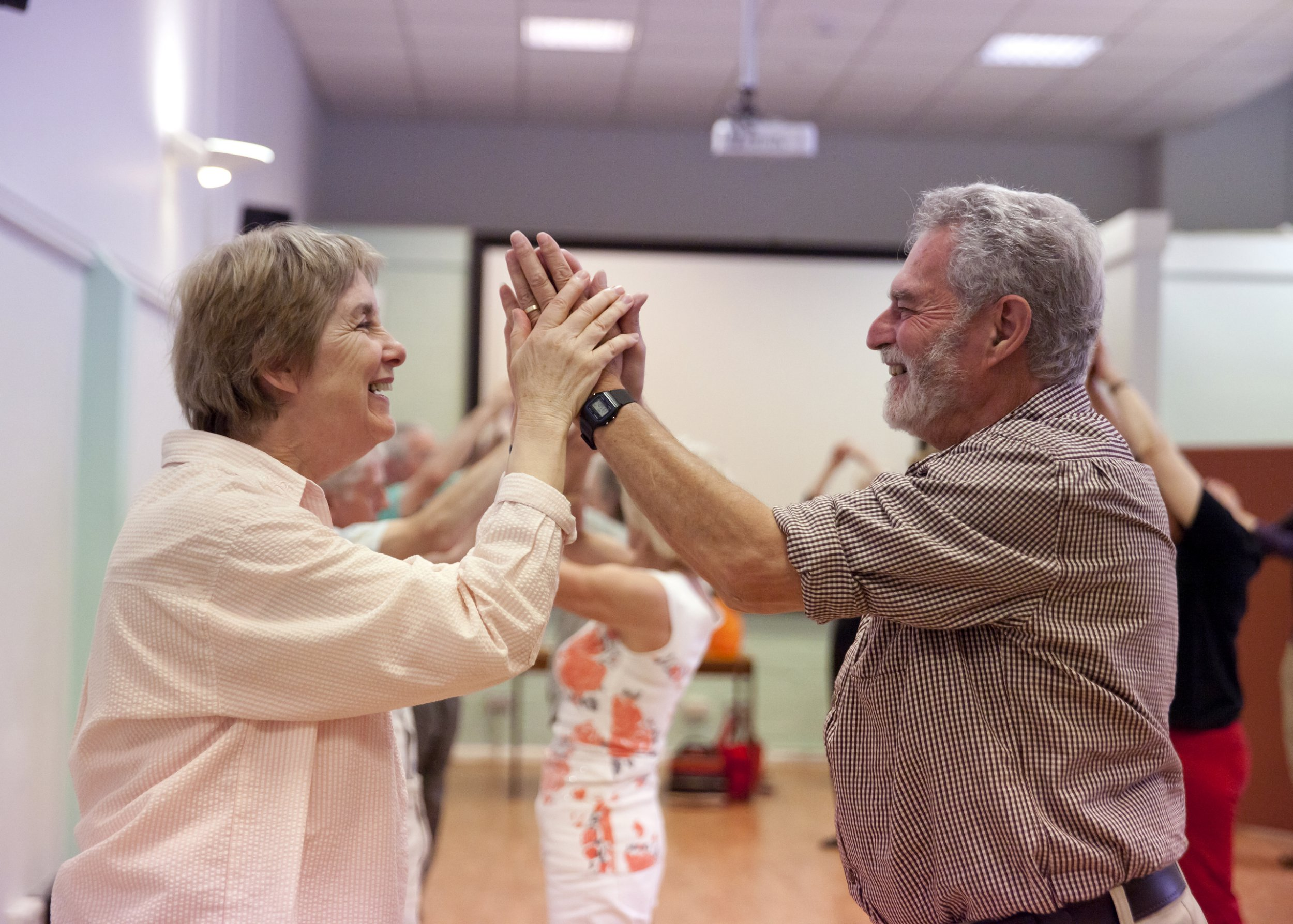 Ballet is giving people with Parkinson's their lives back