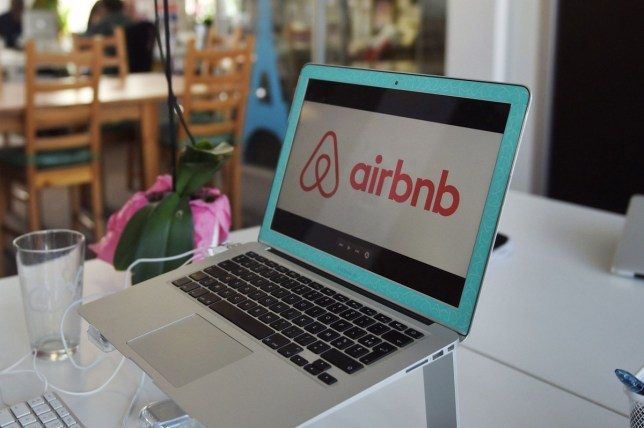 Airbnb rentals are being turned into pop-up brothels