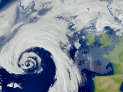 Brace yourselves for Storm Caroline who arrives today with wind and snow