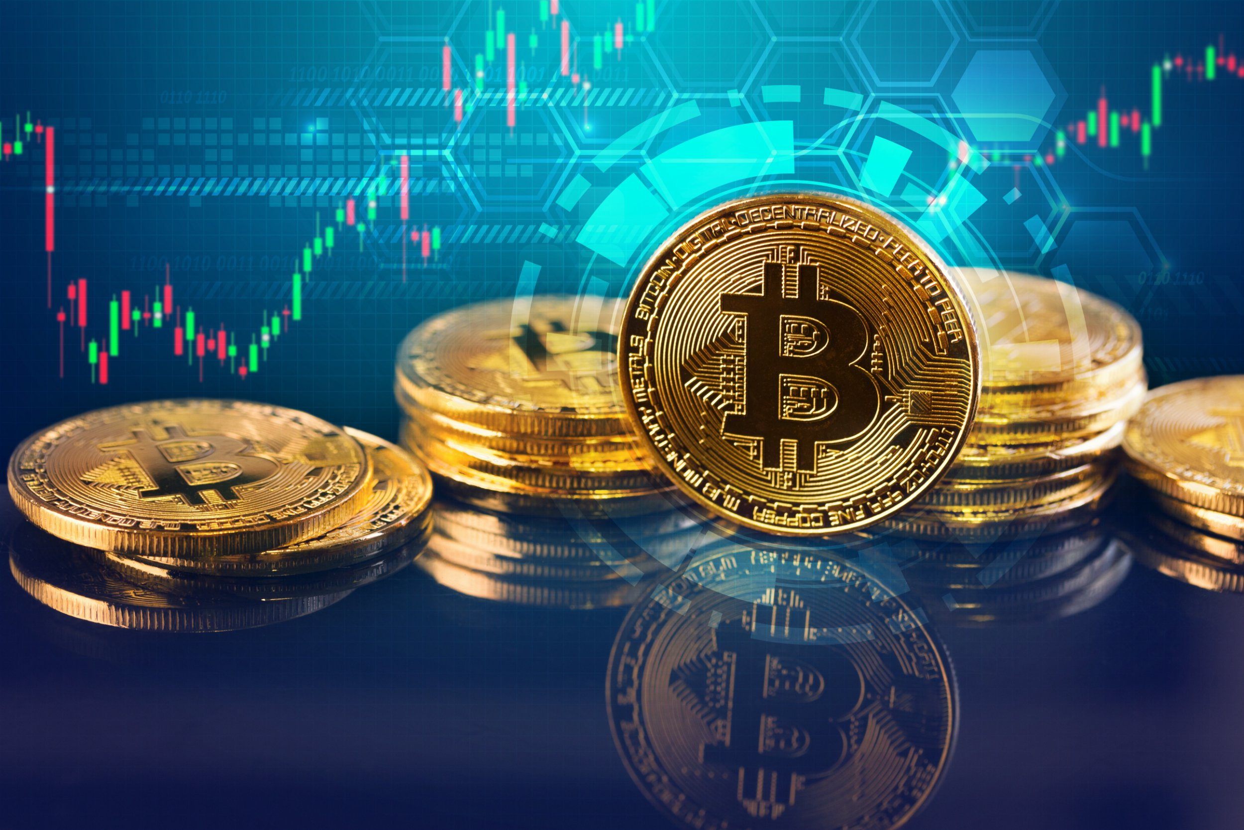 Bitcoin price hits lowest point since November as Ripple and Ethereum also continue to suffer