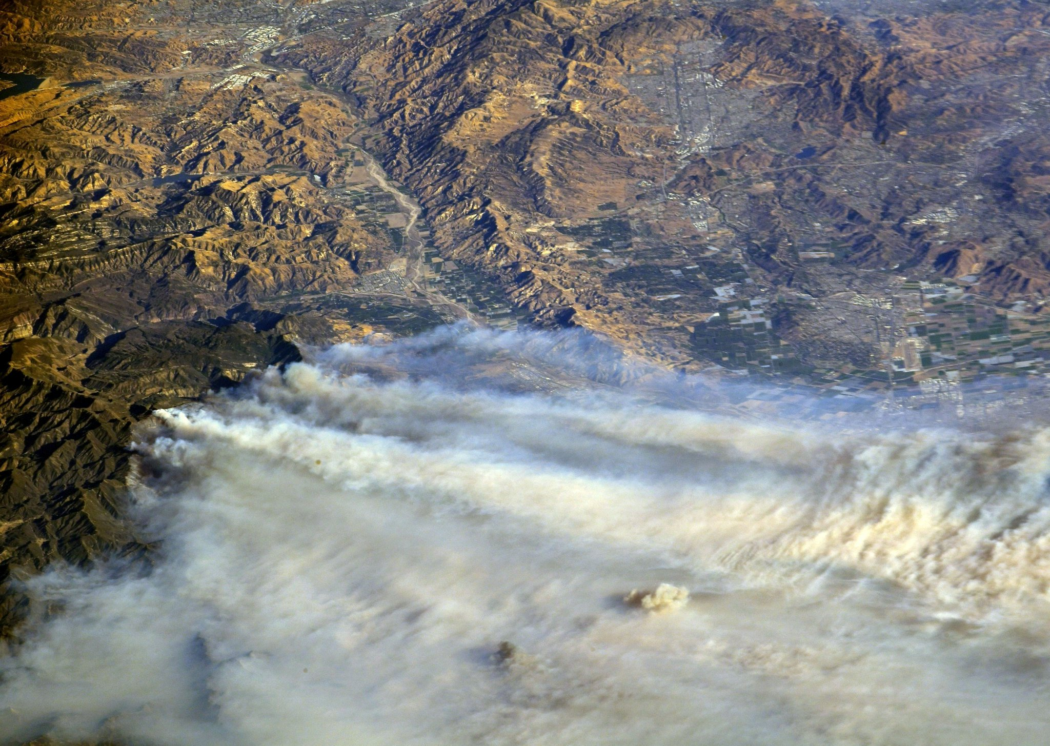 Map Of California Fires Reveals Scale Of Devastation As Wildfire