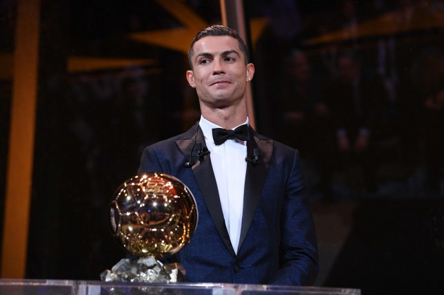 Cristiano Ronaldo claimed his fifth Balon d'Or title beating rival Lionel Messi to the title of best player in the world