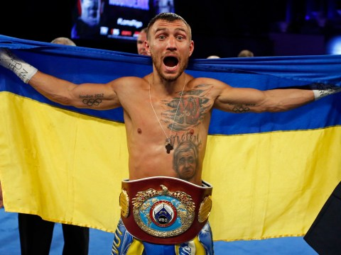 Tony Bellew picks Vasyl Lomachenko as fighter of the year and tips Josh Kelly as the prospect to watch