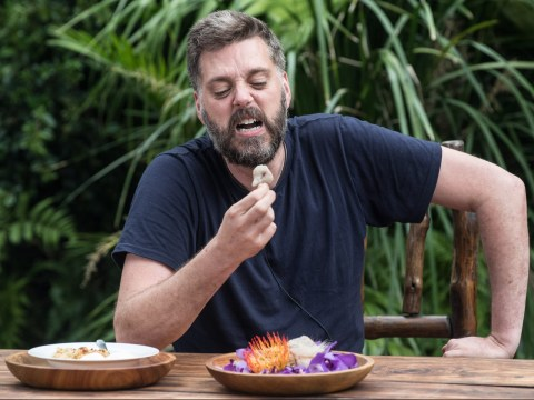 Iain Lee confesses he was exaggerating his reactions to I'm A Celebrity Bush Tucker trials
