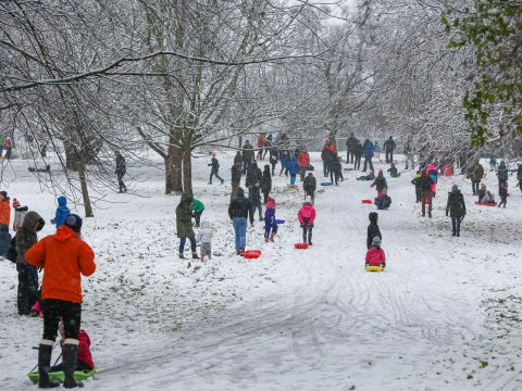 More than 200,000 children will get a snow day in Birmingham tomorrow