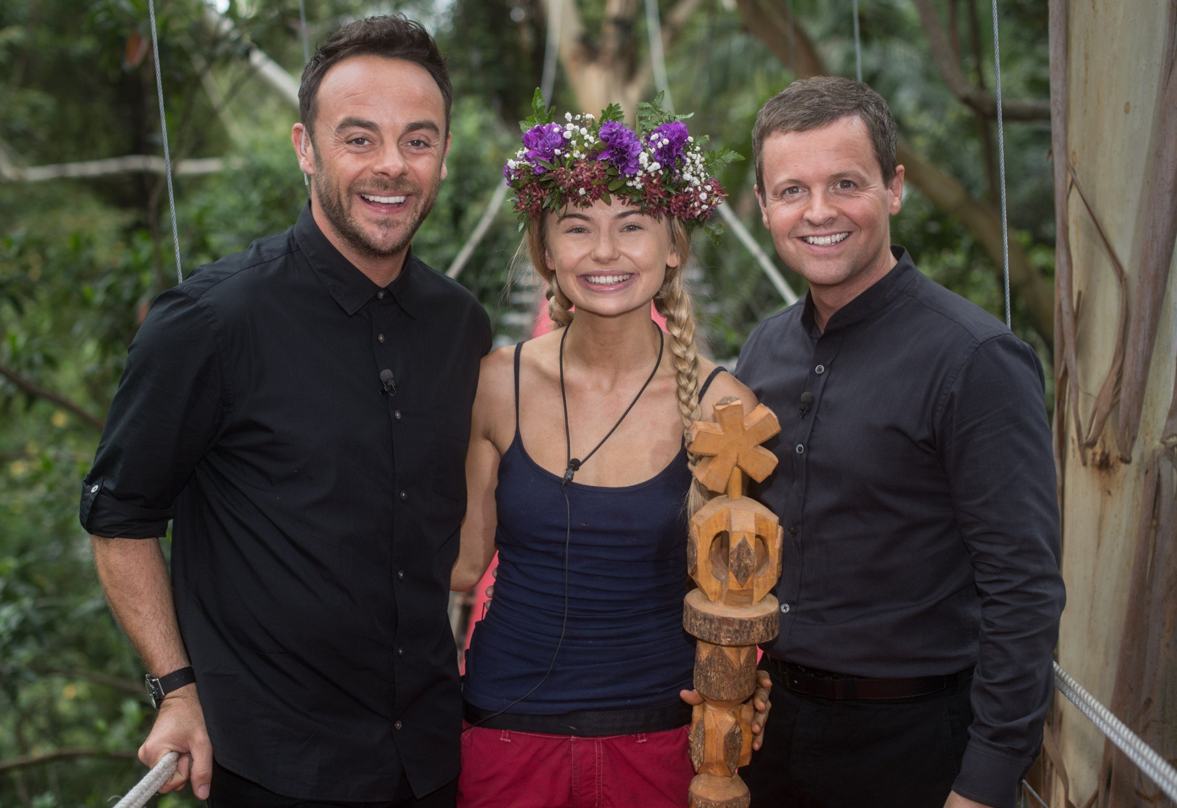 I'm A Celebrity Get Me Out Of Here crowns Georgia Toffolo the winner