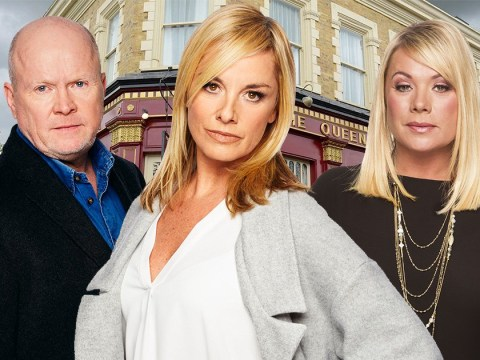 EastEnders spoilers: Tamzin Outhwaite reveals which actors she is working with as Mel Owen