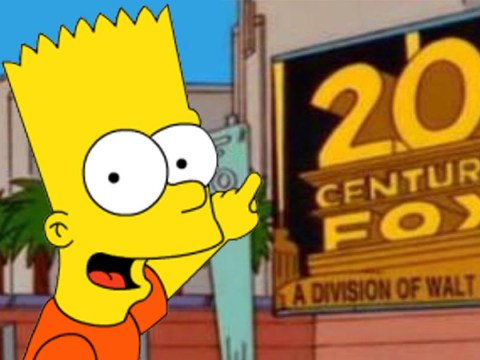 The Simpsons predicted Disney would buy Fox nearly 20 years ago and this is getting ridiculous