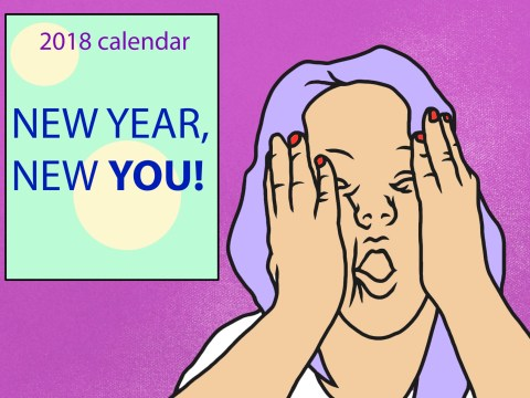 Let's stop it with the 'new year, new me' thing: Bettering yourself should have no time limit