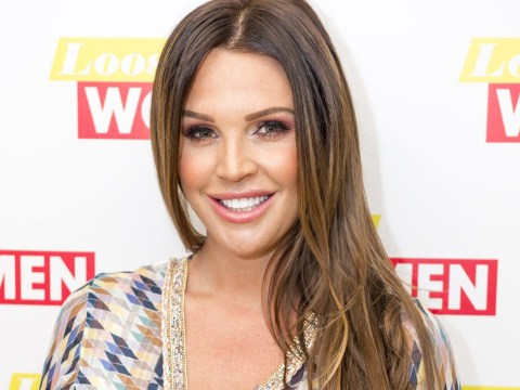Danielle Lloyd 'mortified' with damp bottoms during incontinence battle