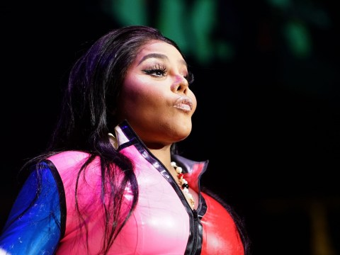 Lil' Kim claps back at fat-shamer who mocked star for 'belly rolls' in latex suit