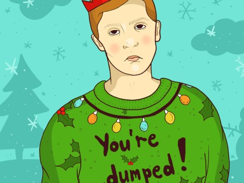 Putting the ex in Xmas: 5 ways to dump your partner over the holidays