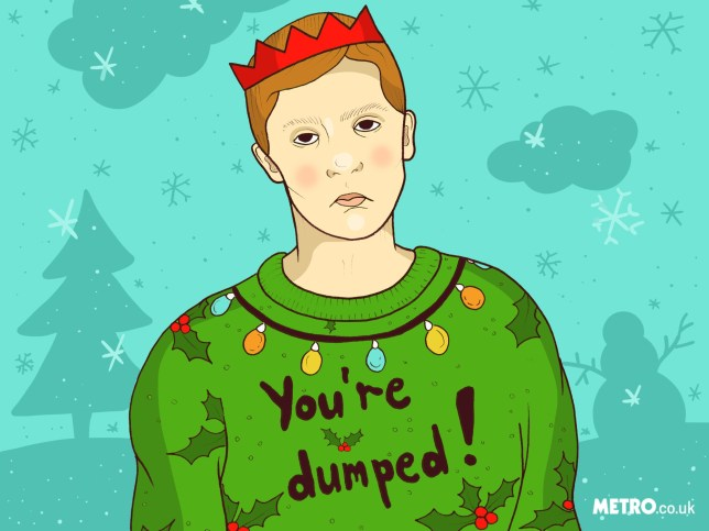 ways to dump your partner over the holiday