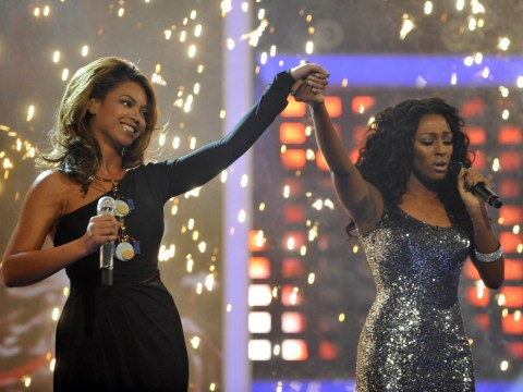 It has been ten years since Beyonce sang with Alexandra Burke on The X Factor