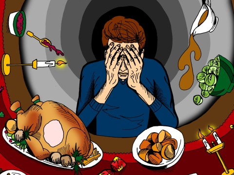 'It's so isolating': What it's like to have an eating disorder at Christmas