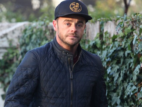 Ant McPartlin flies home to Newcastle for Christmas without wife Lisa – or his wedding ring