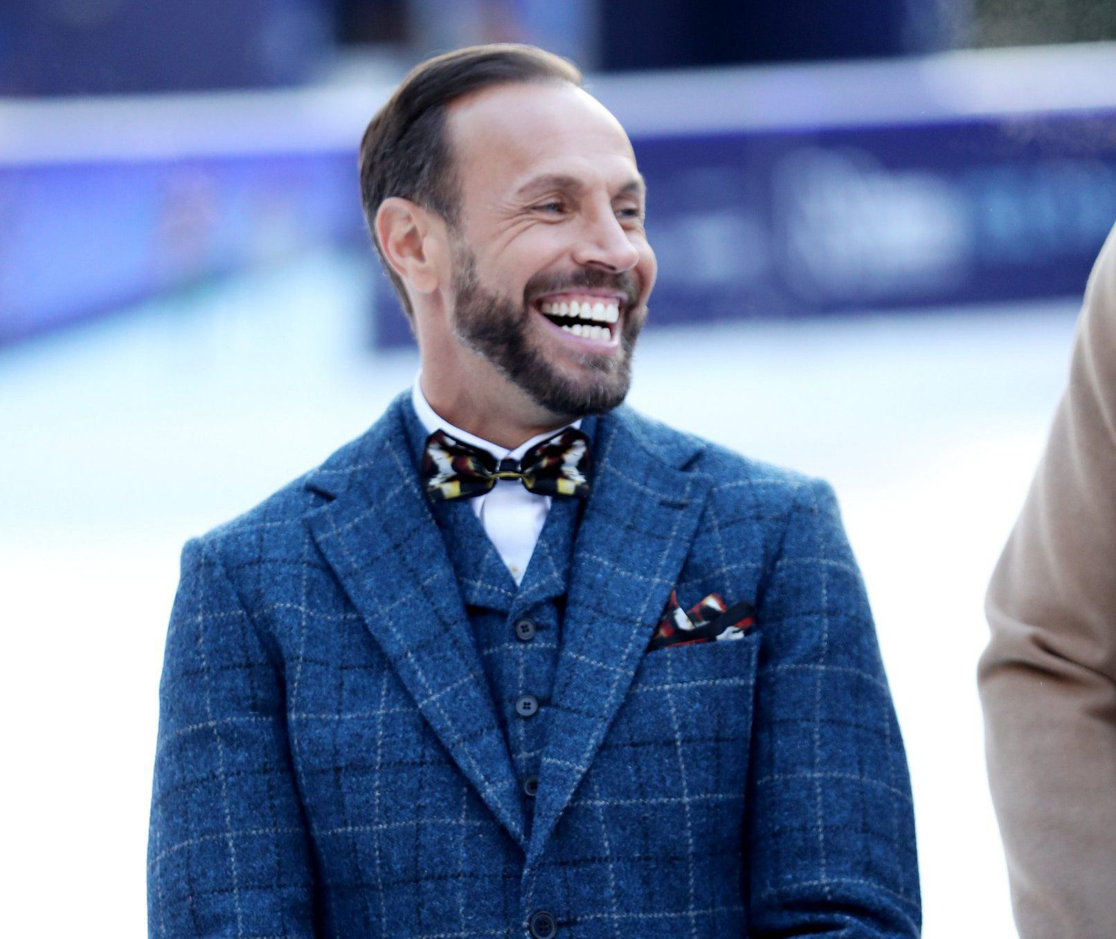 Jason Gardiner admits he hasn't heard of most of the Dancing On Ice celebrities