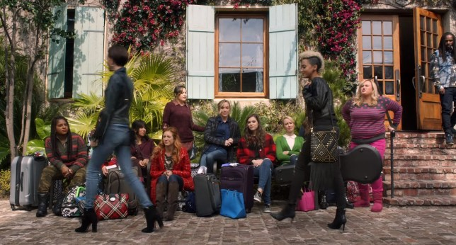Pitch Perfect 3 UK release date, rating, trailer and cast