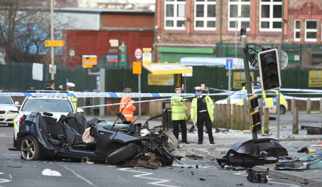 Passenger In Car Chased By Liverpool Police Dies On Christmas
