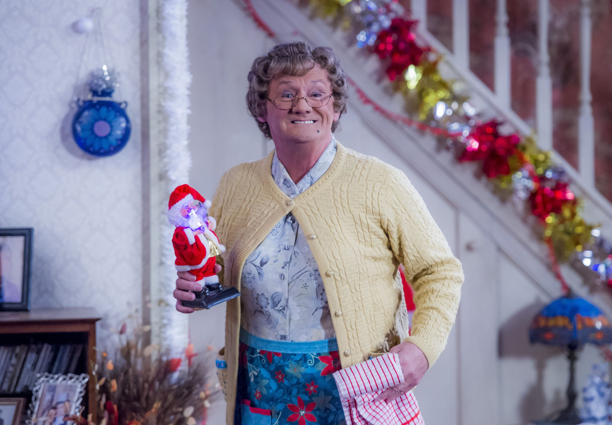 Mrs. Brown's Boys is red-hot favourite to be the UK's most watched Christmas show